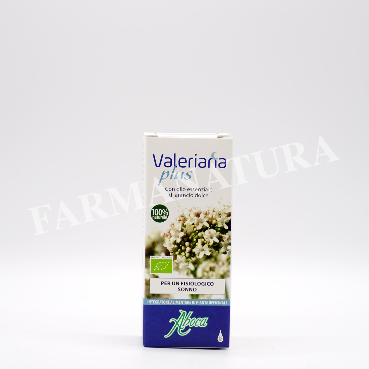 Valeriana Plus Gocce 30 Ml Aboca