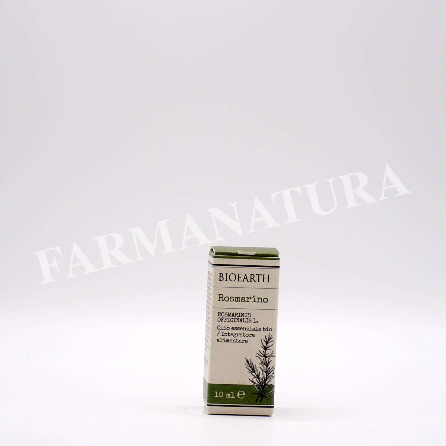 Rosmarino Bio O.E. 10 Ml Bioearth