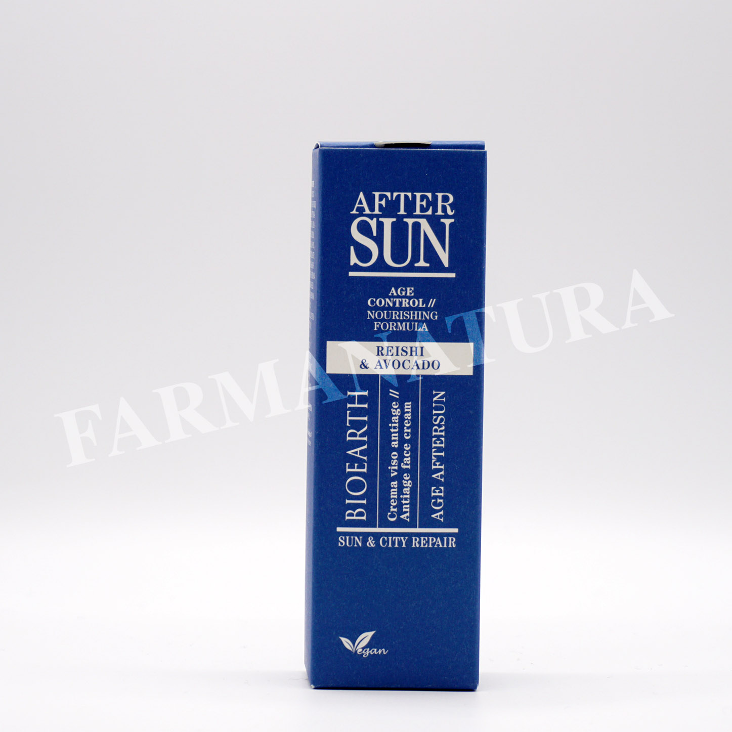 Sun&City Repair Aftersun Viso Antiage 50Ml