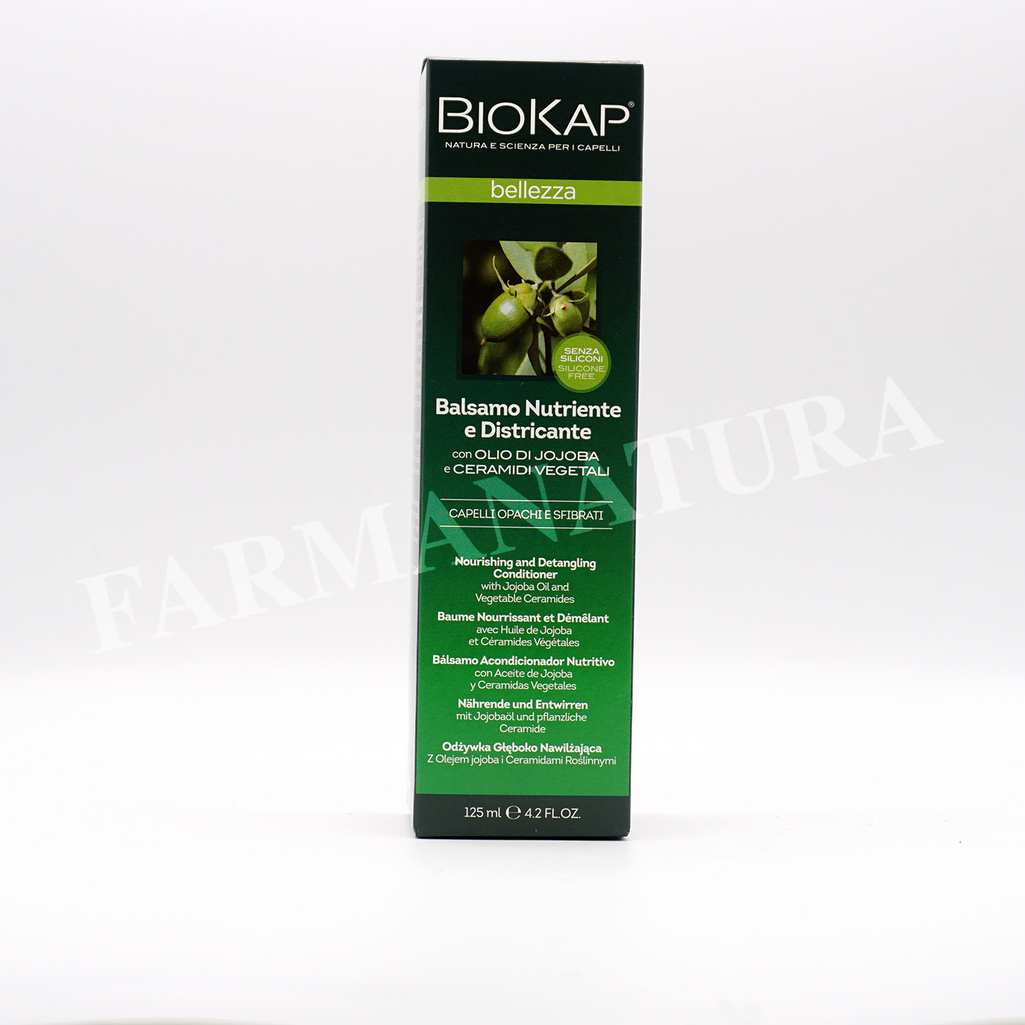 Biokap Bellezza Balsamo Nutriente 125 Ml