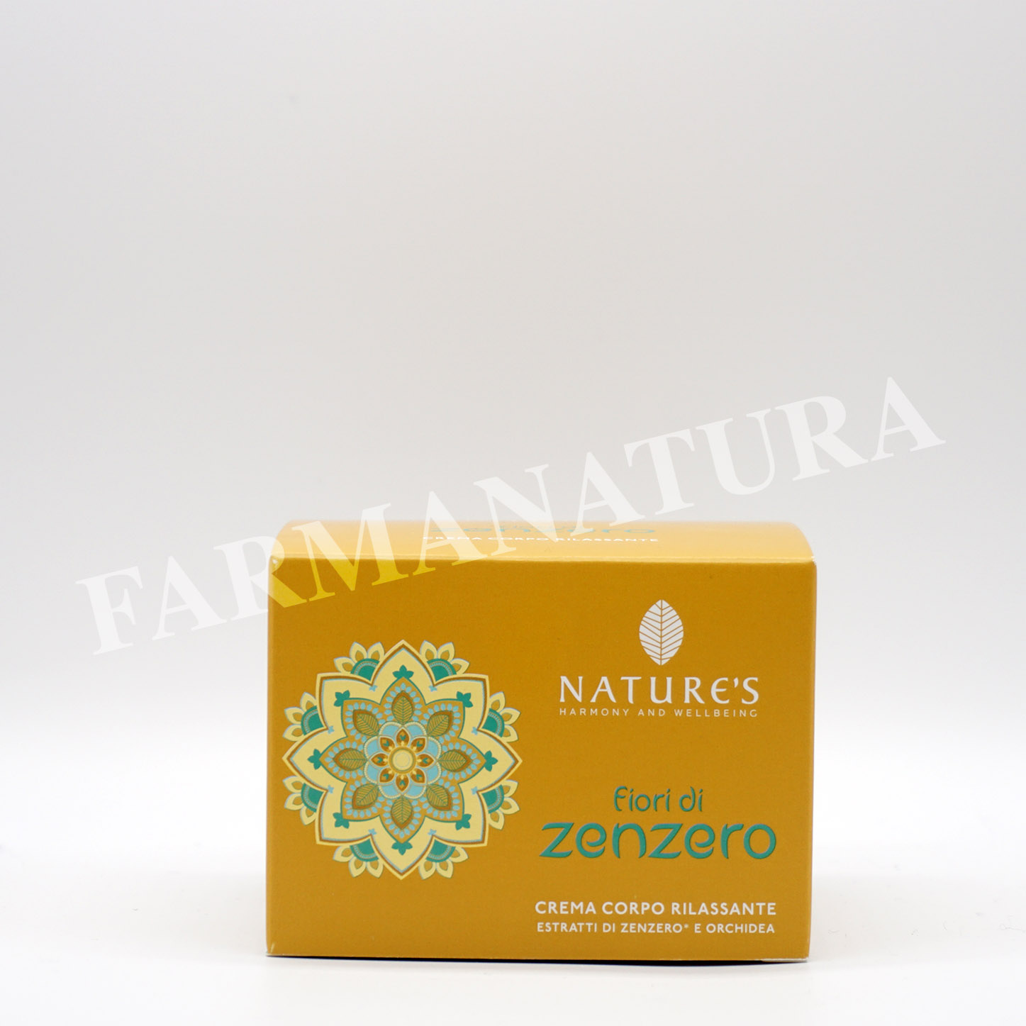 Fiori Di Zenzero Cr Corpo 200 Ml Nature'S