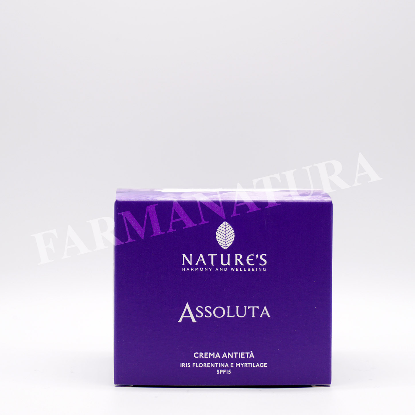 Assoluta Cr Viso Antieta' 50 Ml Nature'S