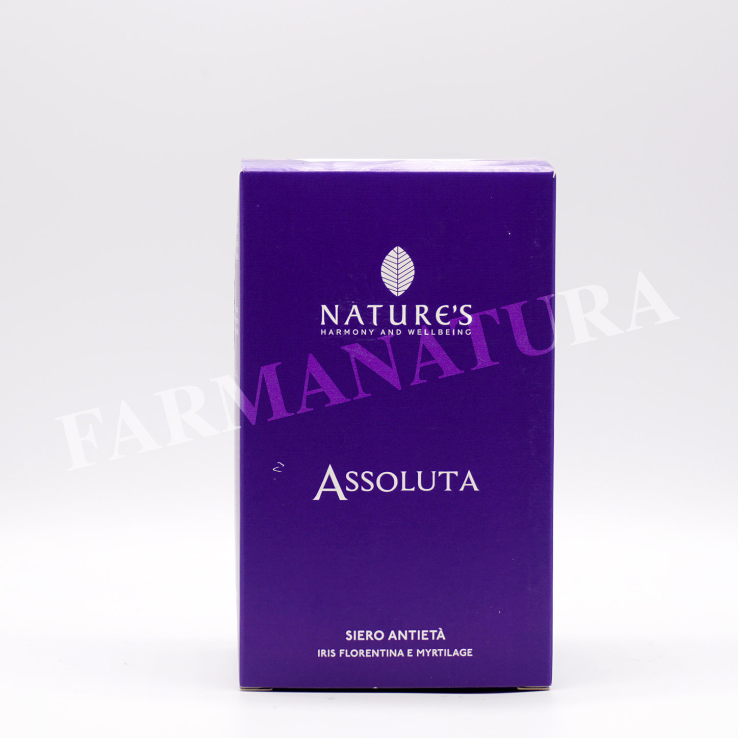Assoluta Siero Viso Antieta' 30 Ml Nature'S