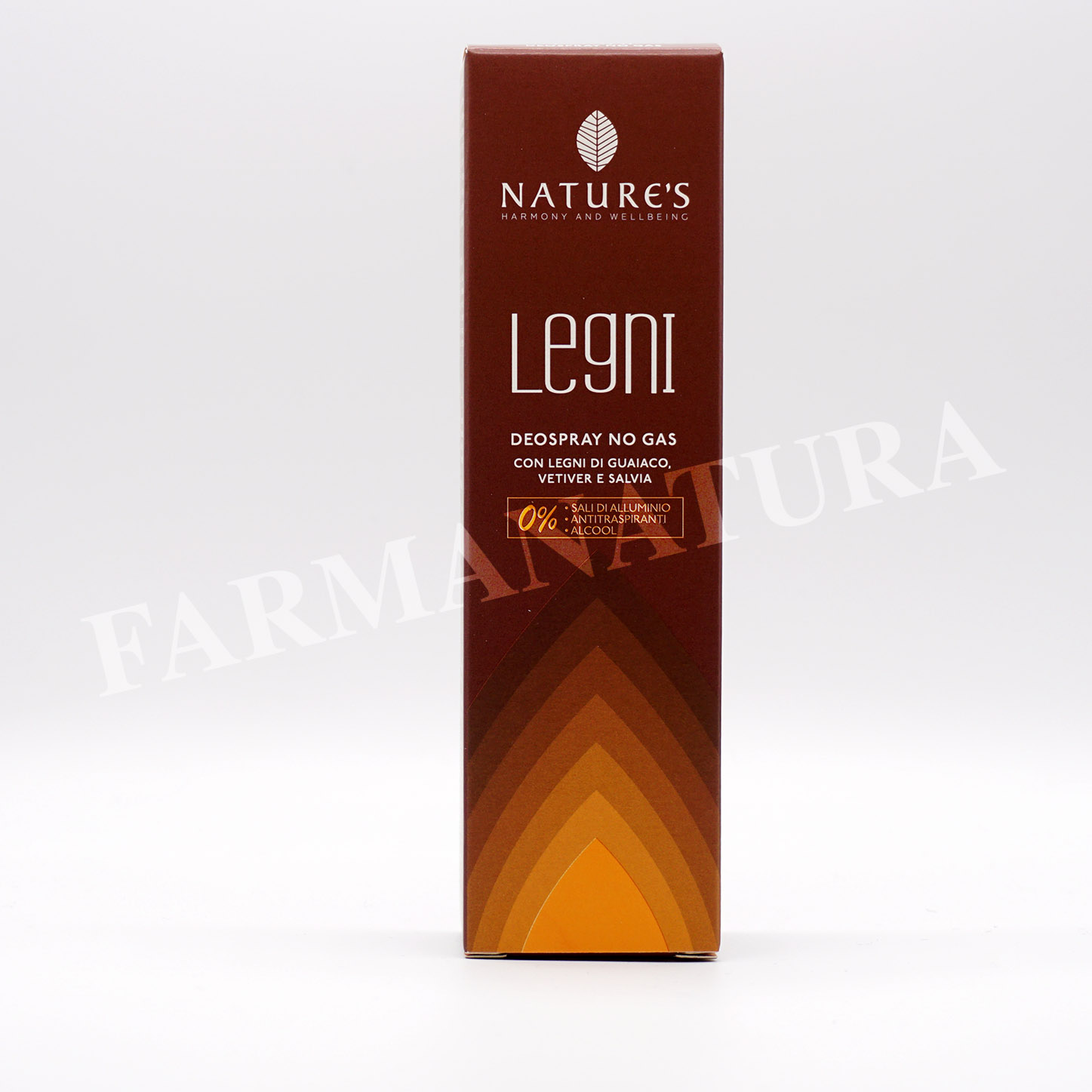 Legni Uomo Deospray No Gas 75 Ml Nature'S