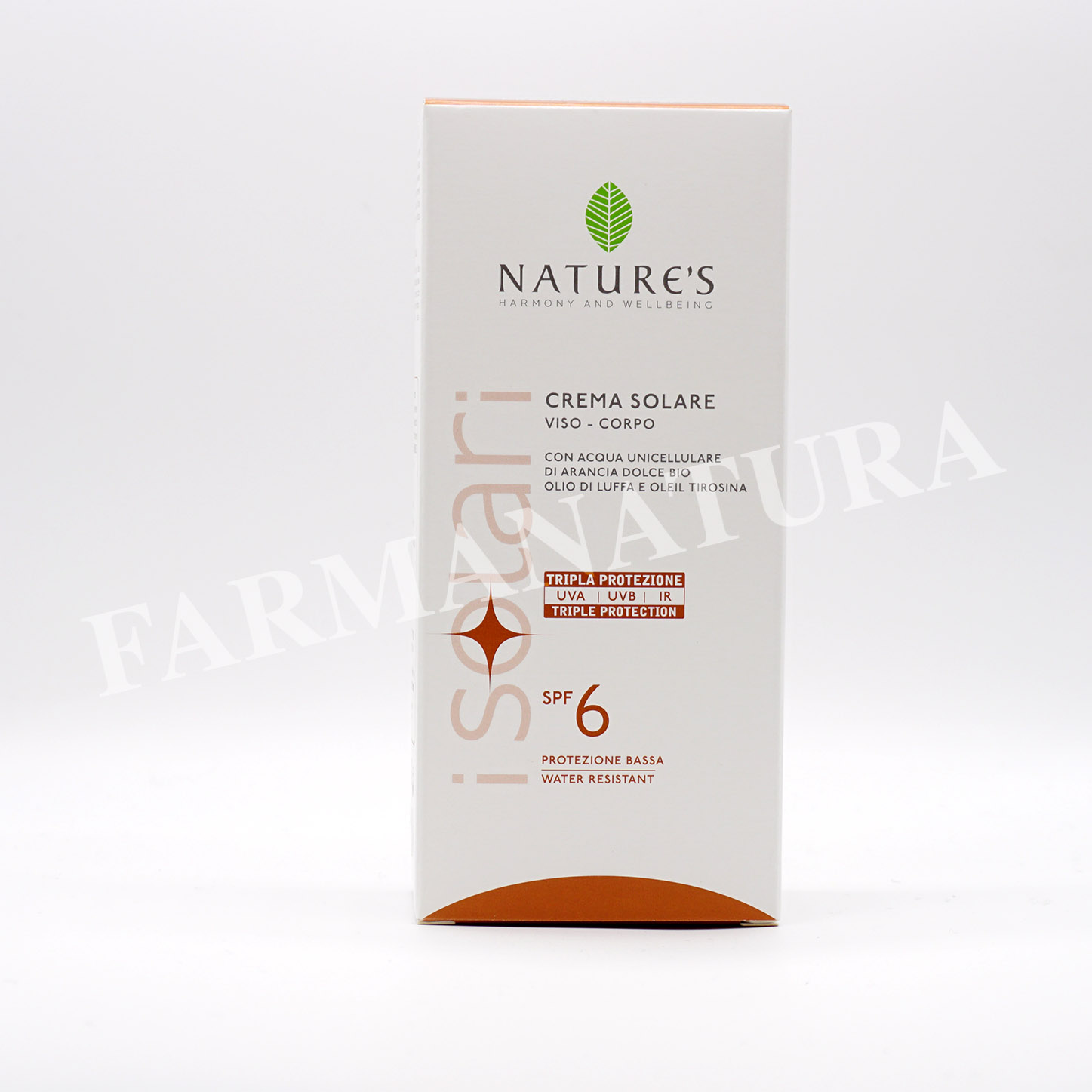 Spf06 Crema Solare 150 Ml Nature'S