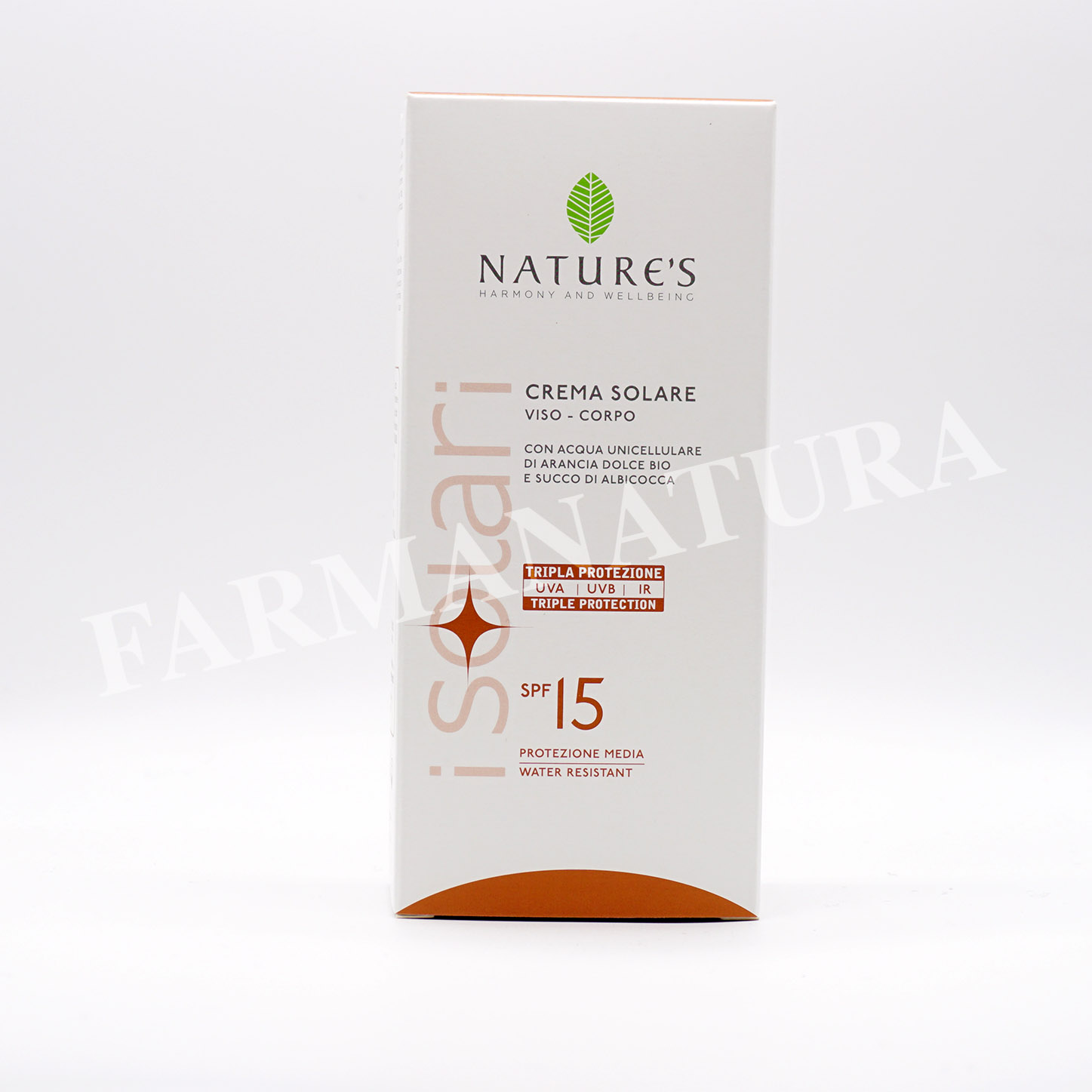 Spf15 Crema Solare 150 Ml Nature'S
