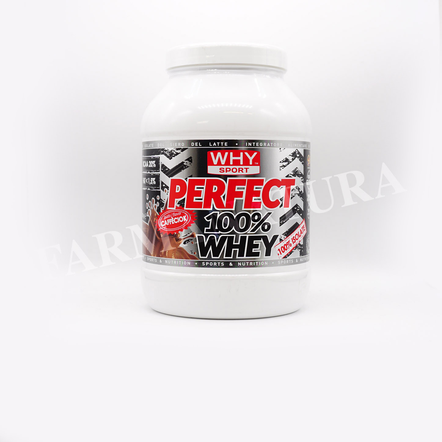 Perfect 100% Whey Cacao 900Gr Why