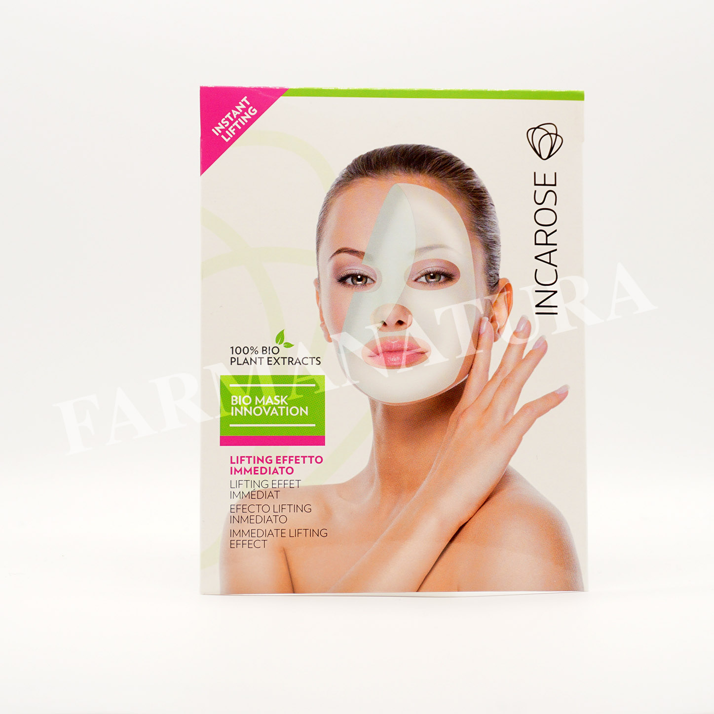 Bio Mask Lifting Immediato Incarose