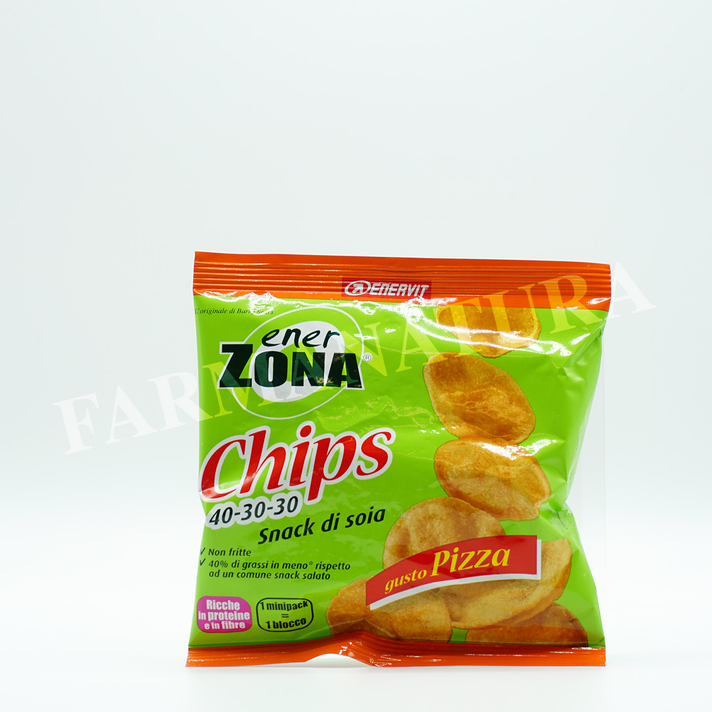 Enerzona Chips Gusto Pizza 40-30-30 23 Gr