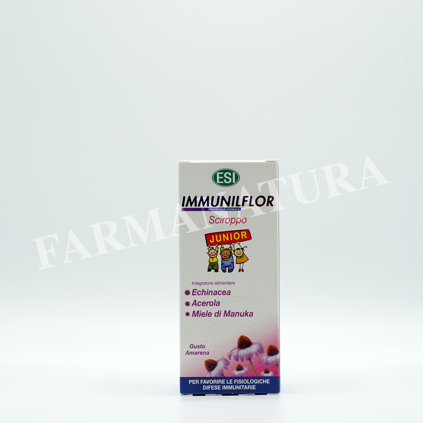 Immunilflor Sciroppo Jr. 200 Ml Esi