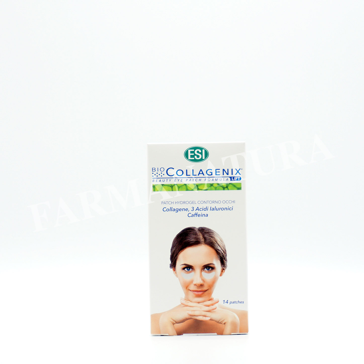 Biocollagenix Eye Patch 14 Pz Esi