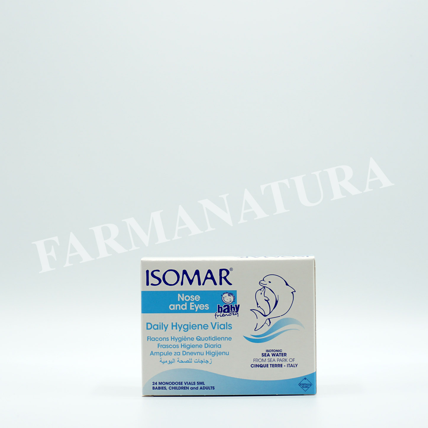 Isomar Naso E Occhi Ig.Quotidiana 24X5Ml