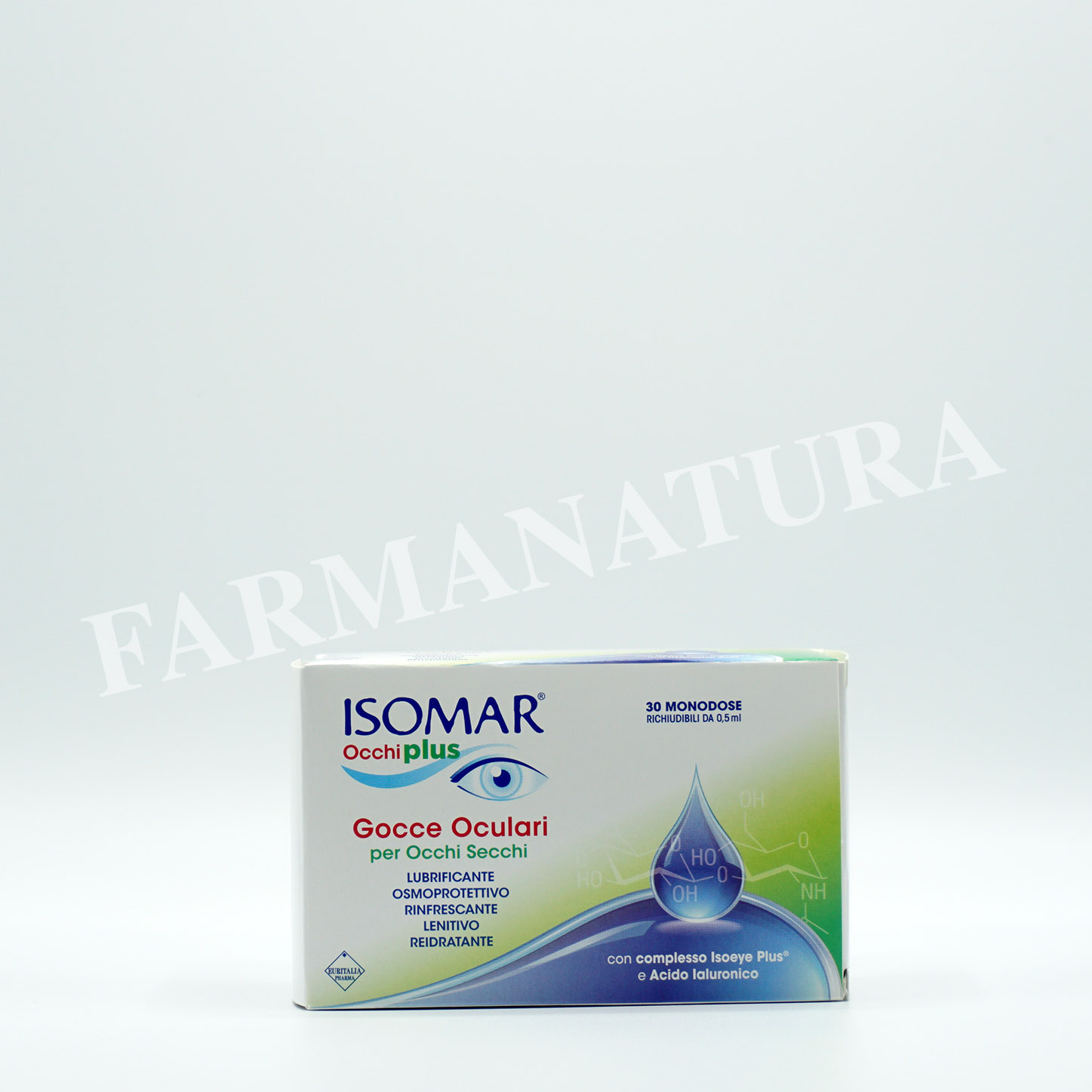 Isomar Occhi Plus Monodose 30X0.5Ml