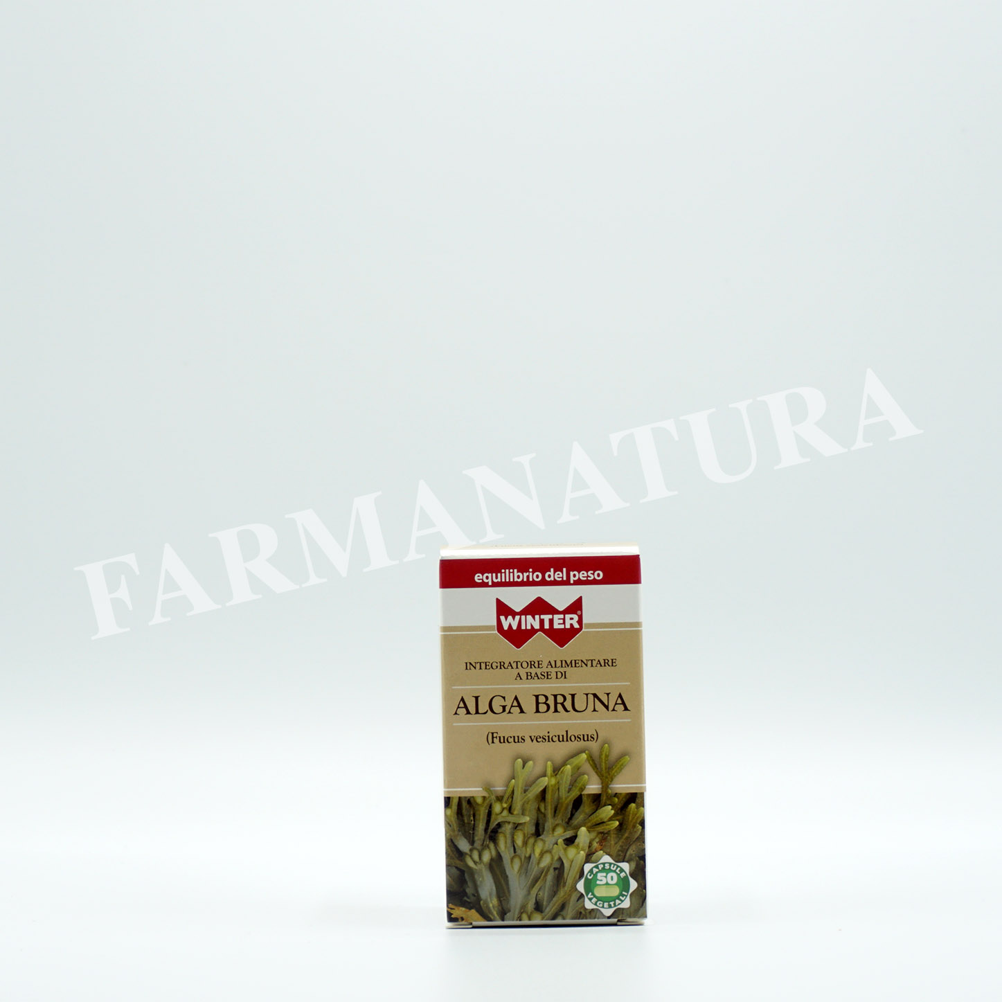 Winter Alga Bruna 50Cps Veg