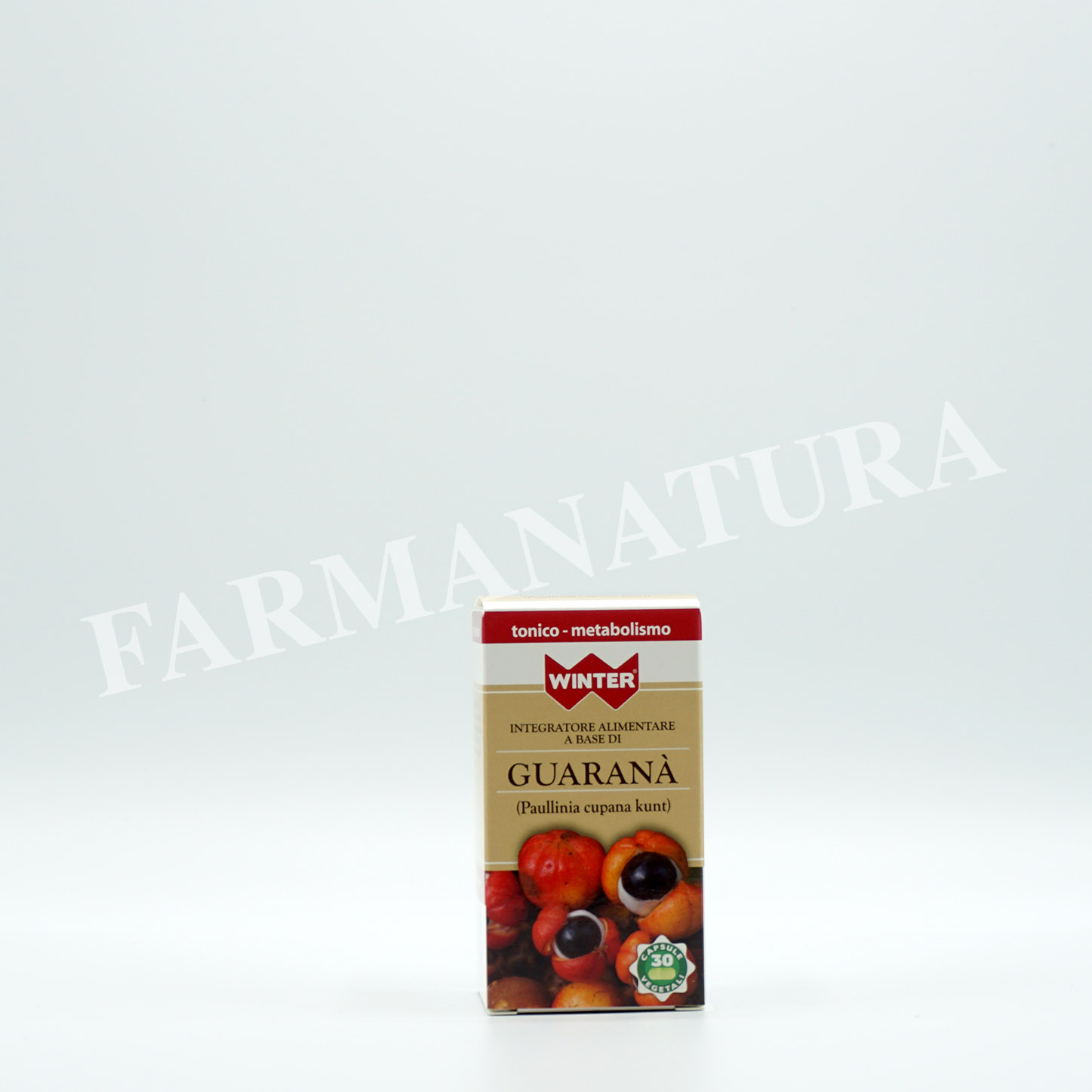 Winter Guarana' 30Cps Veg