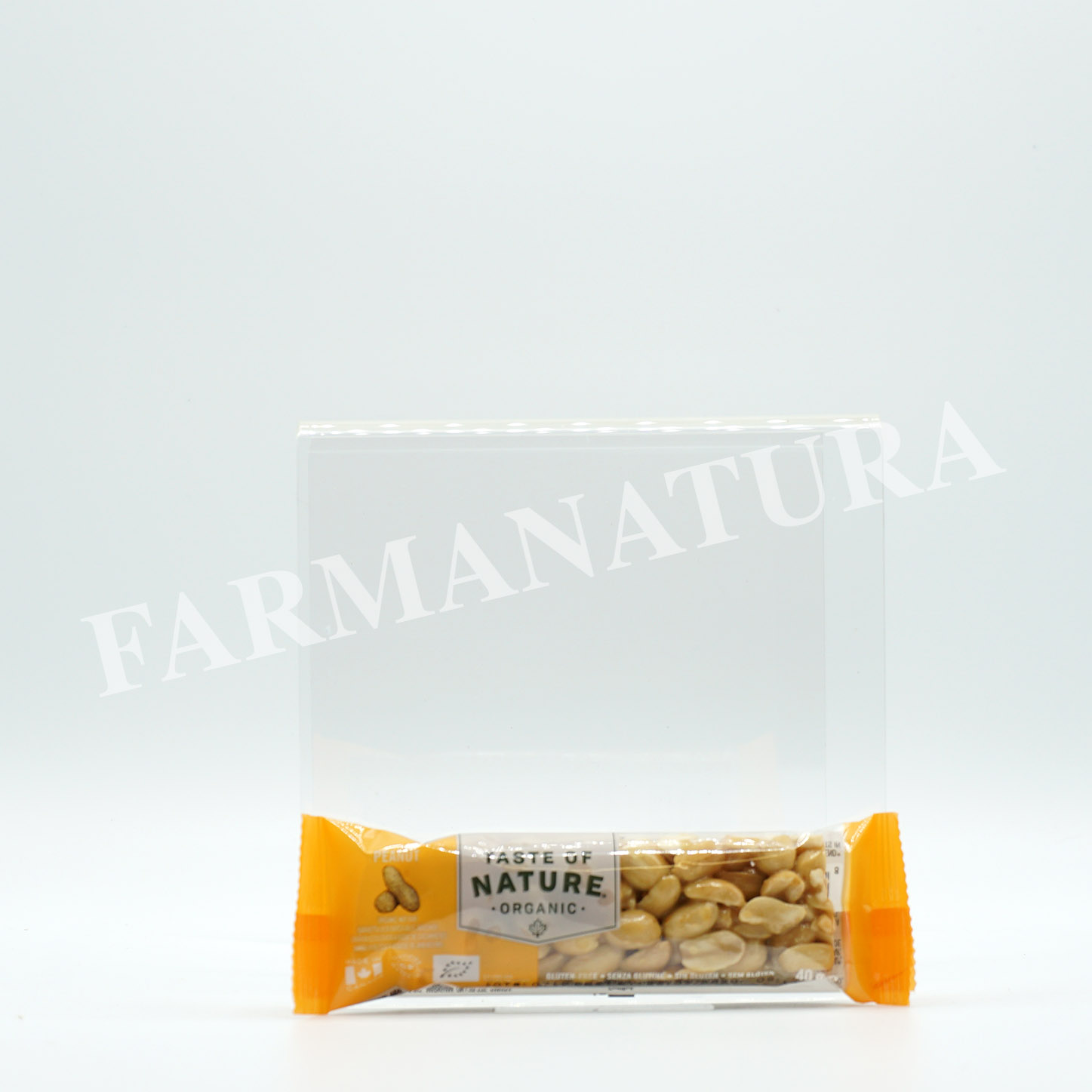 Bar Arachidi 40 Gr Taste Of Nature