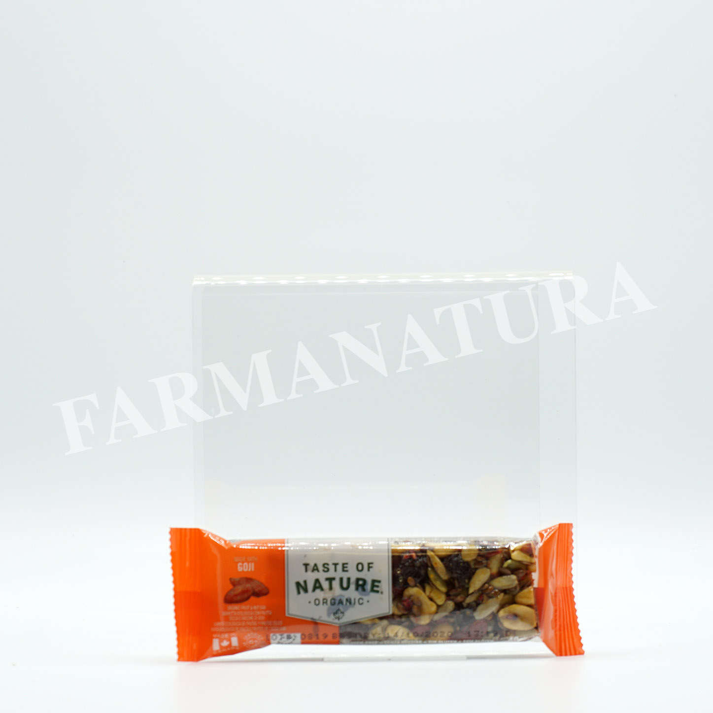 Bar Goji 40 Gr Taste Of Nature