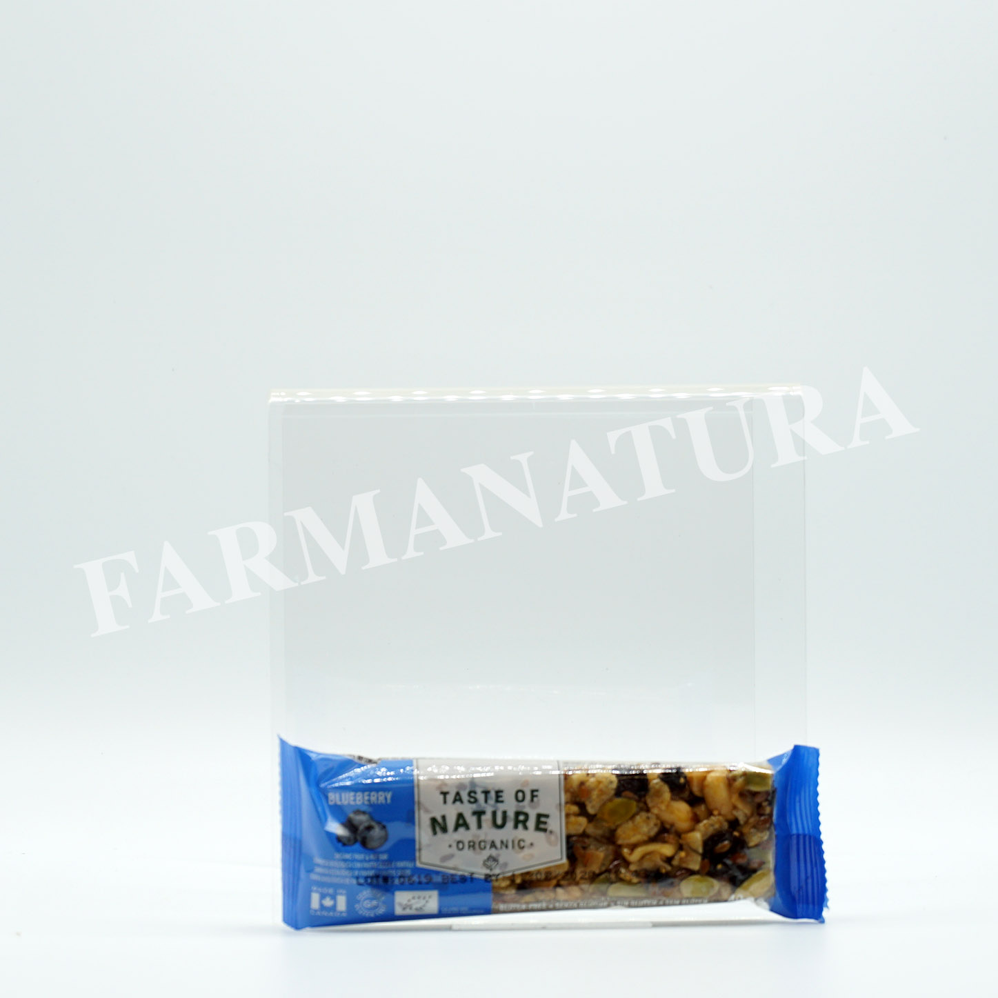 Bar Mirtilli 40 Gr Taste Of Nature