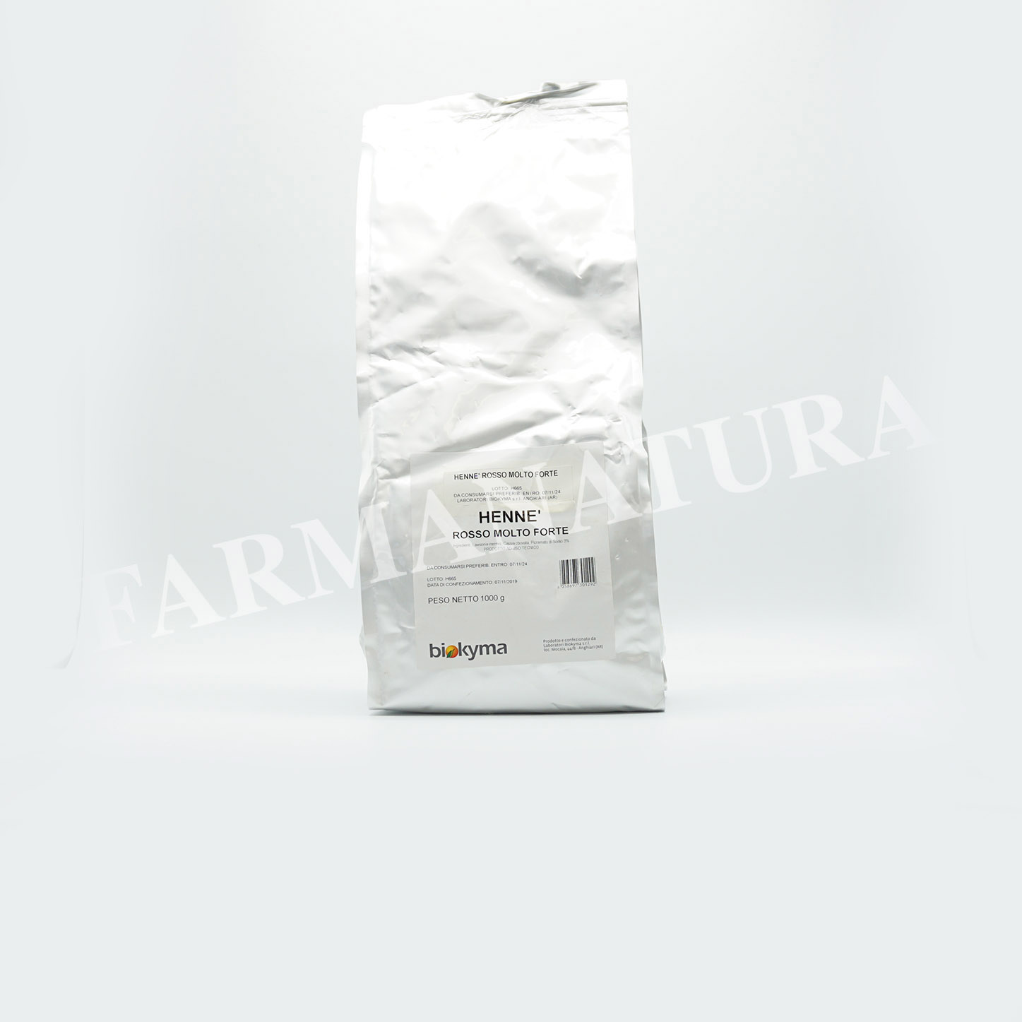 Henne' Rosso Molto Forte 1Kg