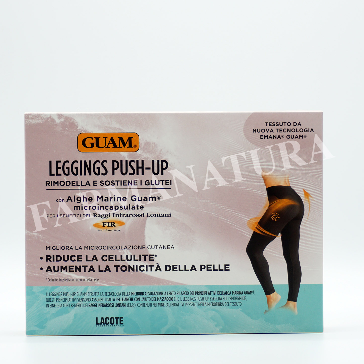 Guam Leggings Push-Up L/Xl