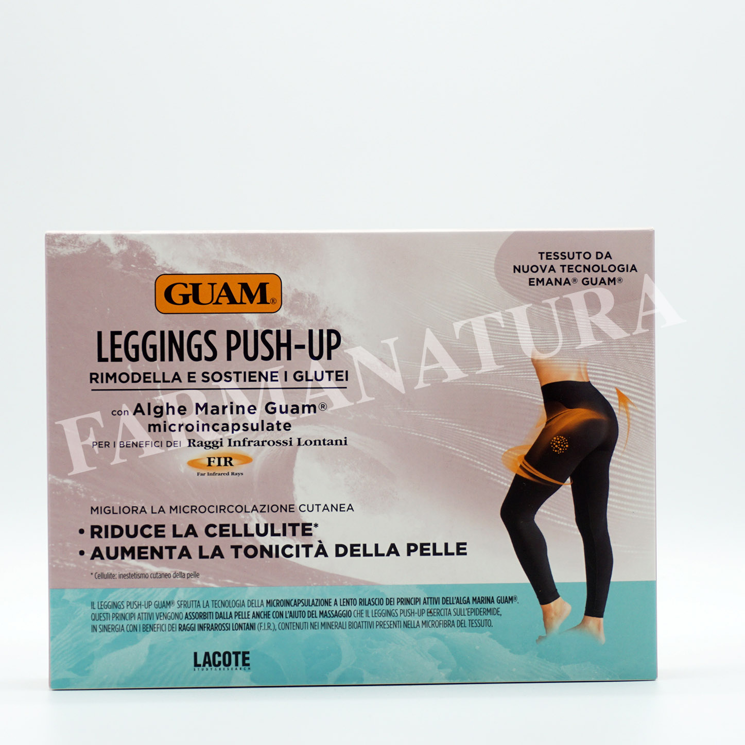 Guam Leggings Push-Up S/M