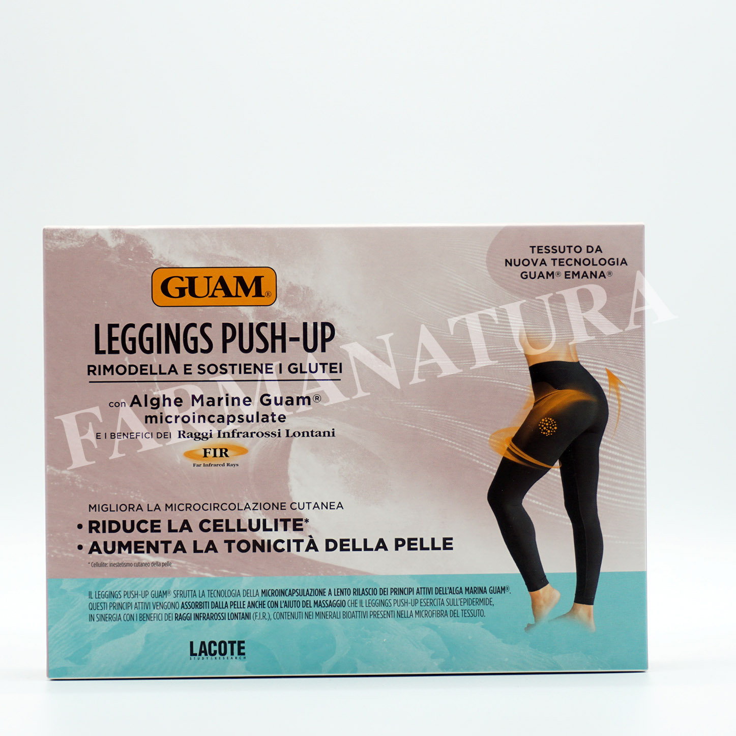Guam Leggings Push-Up Xs/S