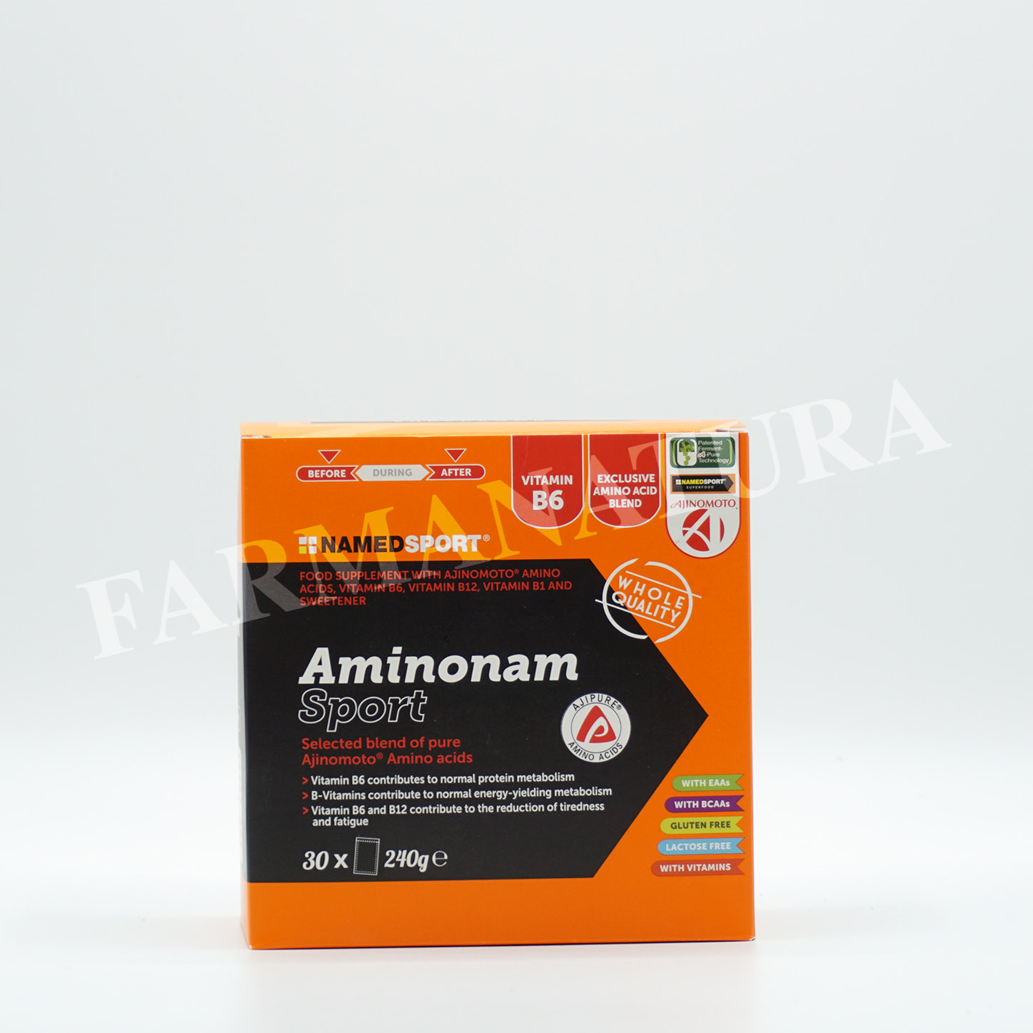 Aminonam Sport 30 Bst Named