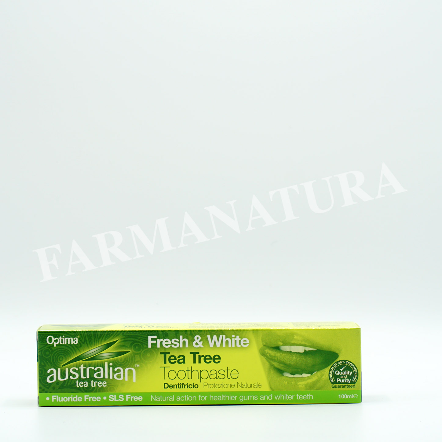 Australian Teatree Dentifricio Fresh 100 Ml Optima