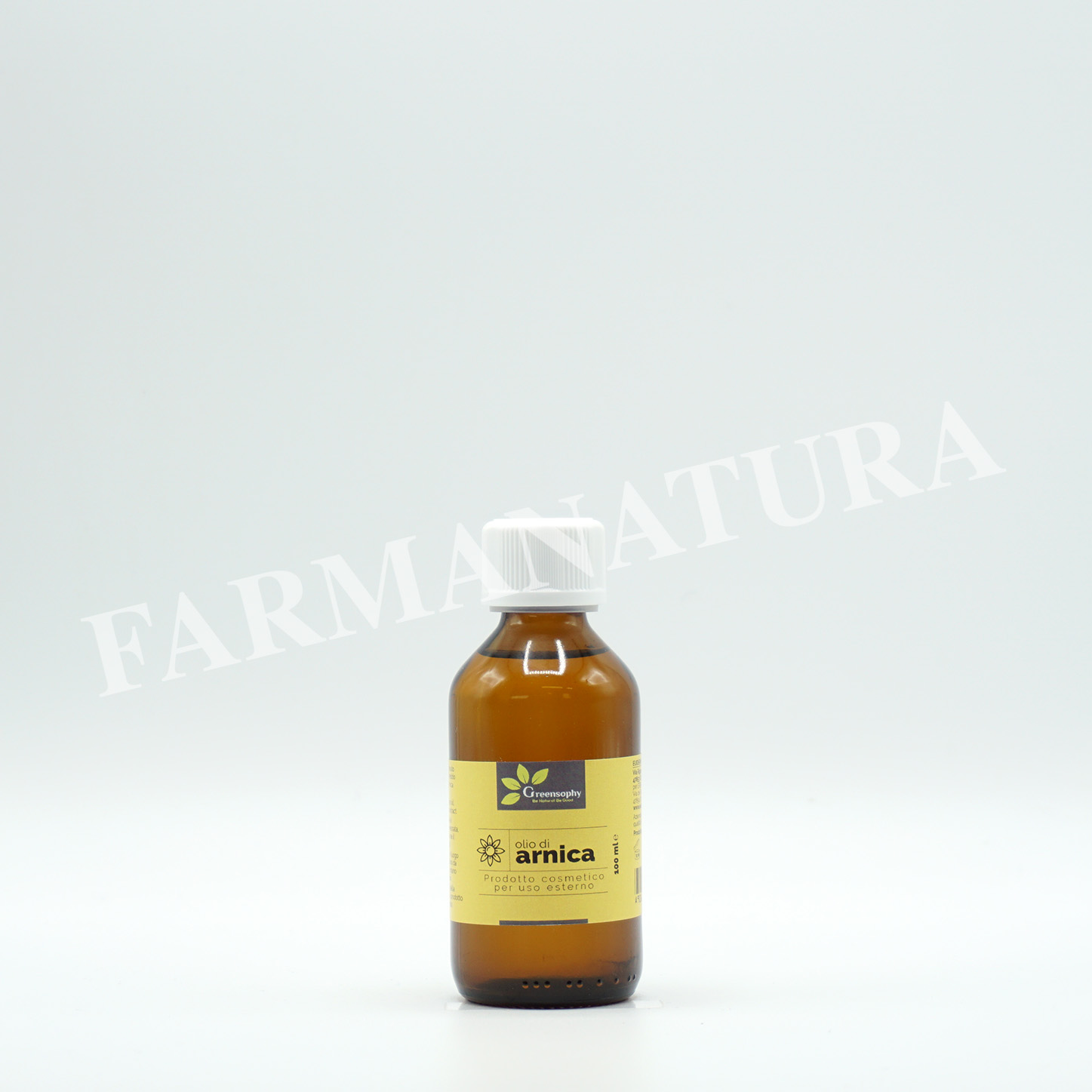 Greensophy Arnica Olio Vegetale U.E. 100Ml